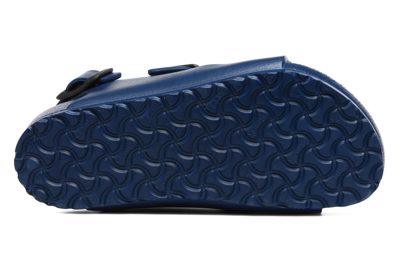 Sandales et nu-pieds Birkenstock Milano EVA Bleu vue haut