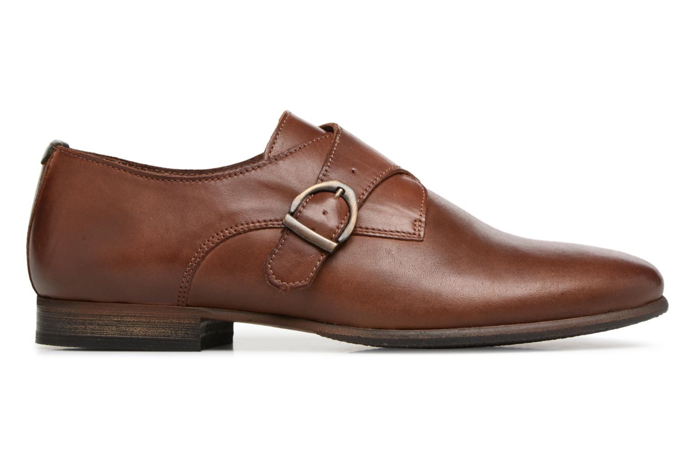 Chaussures à lacets Kickers GAMBETTA Marron vue derrière