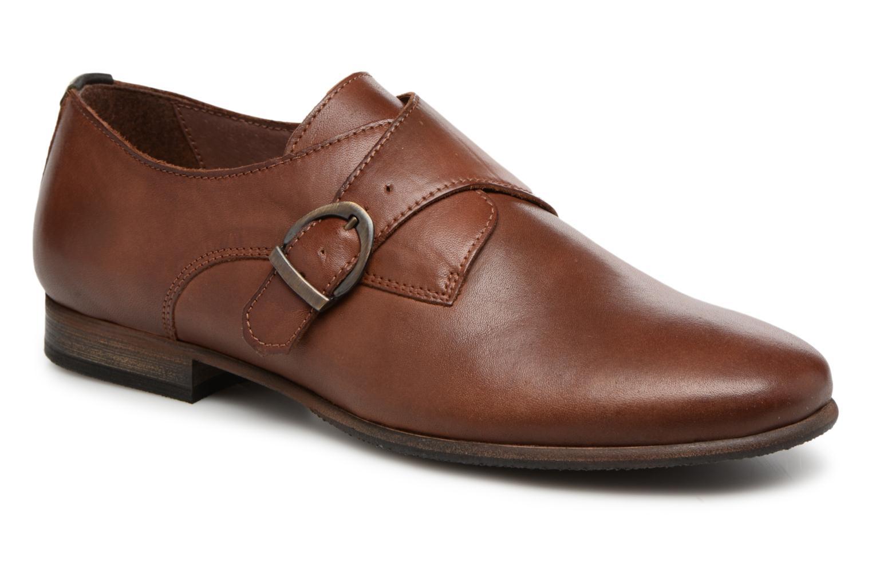 Chaussures à lacets Kickers GAMBETTA Marron vue détail/paire
