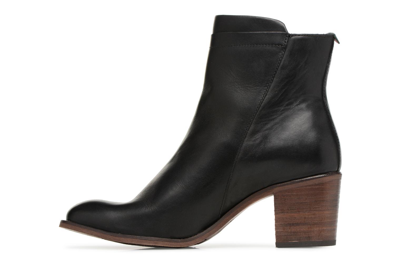 Bottines et boots Kickers JESSY Noir vue face