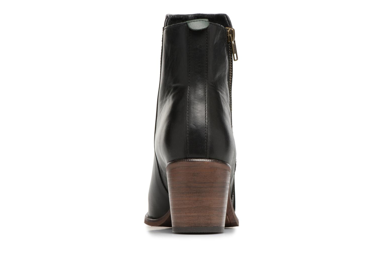 Bottines et boots Kickers JESSY Noir vue droite