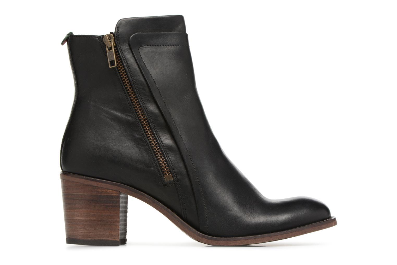 Bottines et boots Kickers JESSY Noir vue derrière