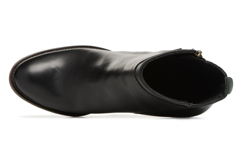 Bottines et boots Kickers JESSY Noir vue gauche