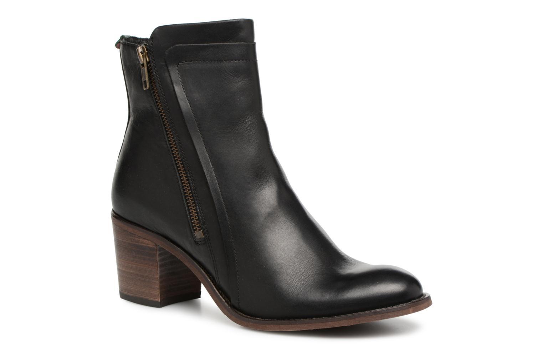 Bottines et boots Kickers JESSY Noir vue détail/paire