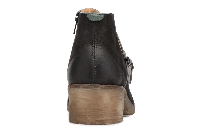 Bottines et boots Kickers MISS Noir vue droite