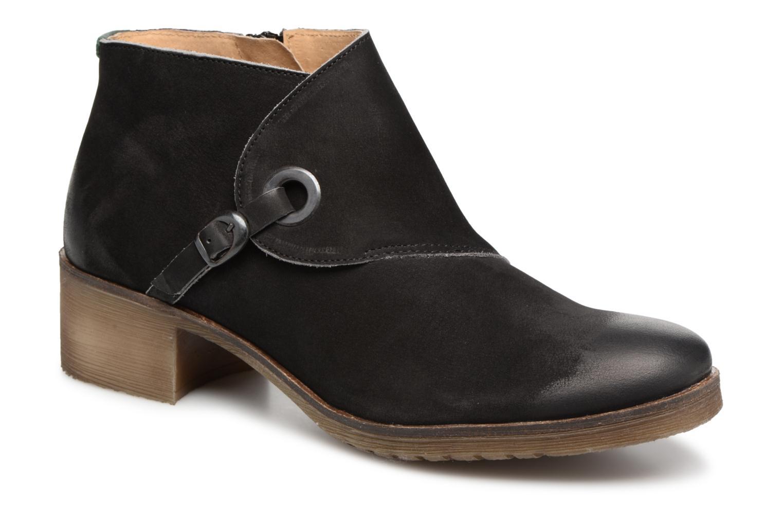 Bottines et boots Kickers MISS Noir vue détail/paire