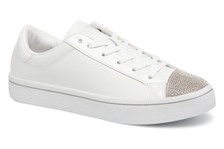 Zapatos promocionales Skechers Hi Lites On Point (Blanco) - Deportivas   Gran descuento