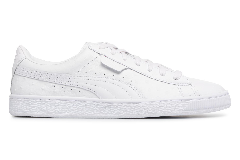 Sneaker Puma BASKET CLASSIC OSR weiß ansicht von hinten