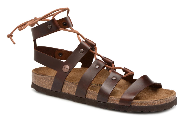 Sandales et nu-pieds Papillio Cleo Marron vue détail/paire