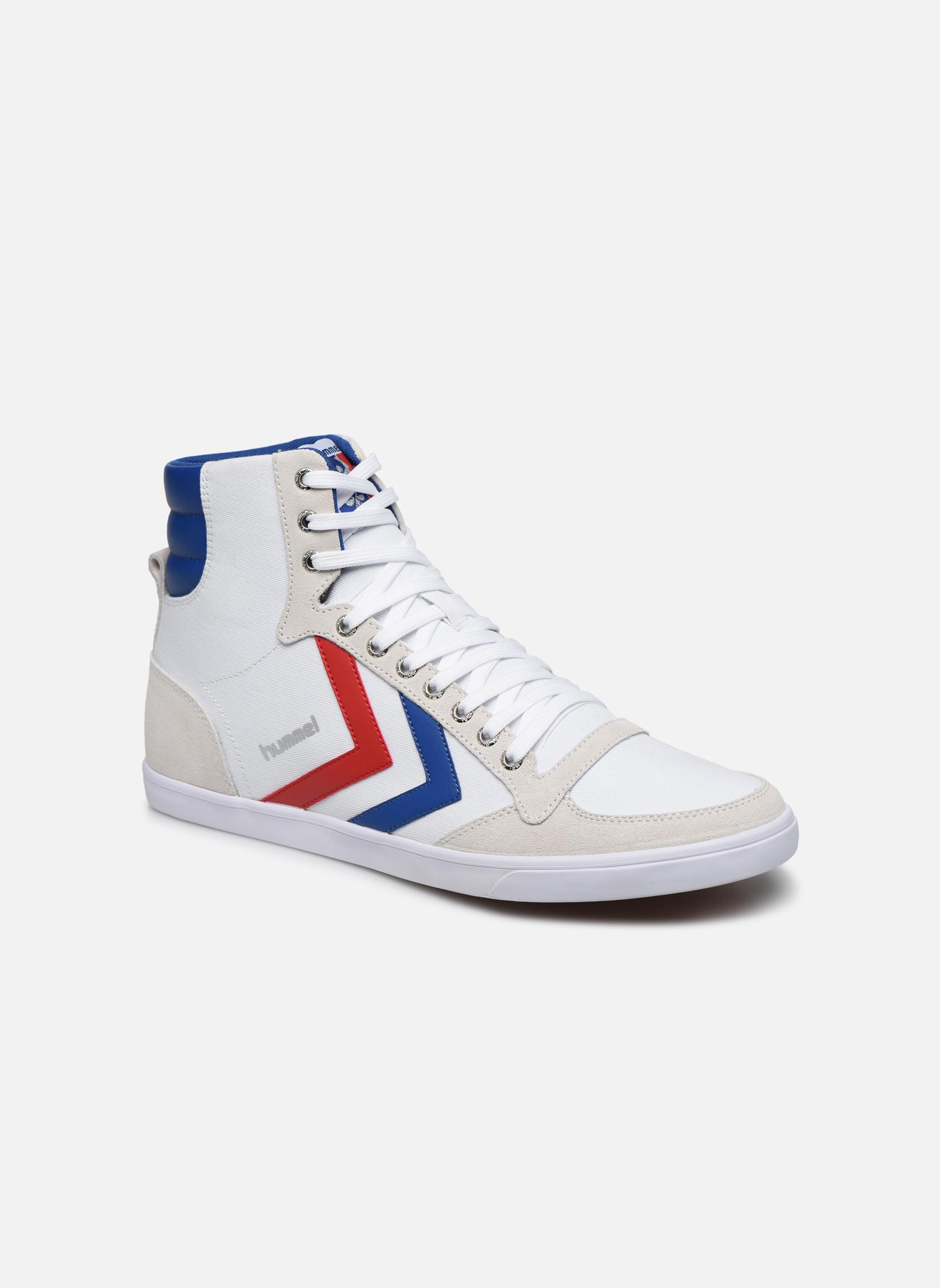 Sneakers Uomo Hummel Slimmer Stadil High canvas
