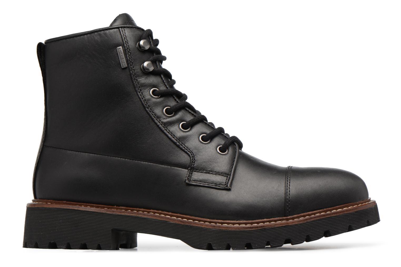 Stiefeletten & Boots Geox U KIEVEN B ABX C schwarz ansicht von hinten