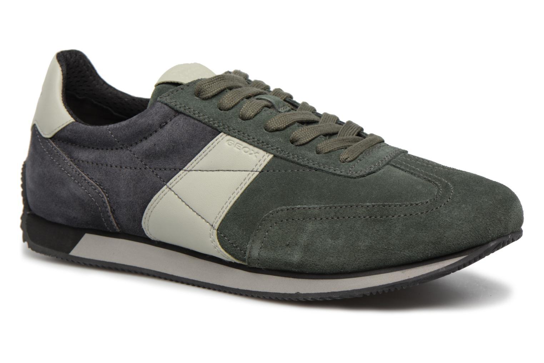 Sneakers Geox U VINTO B Verde vedi dettaglio/paio
