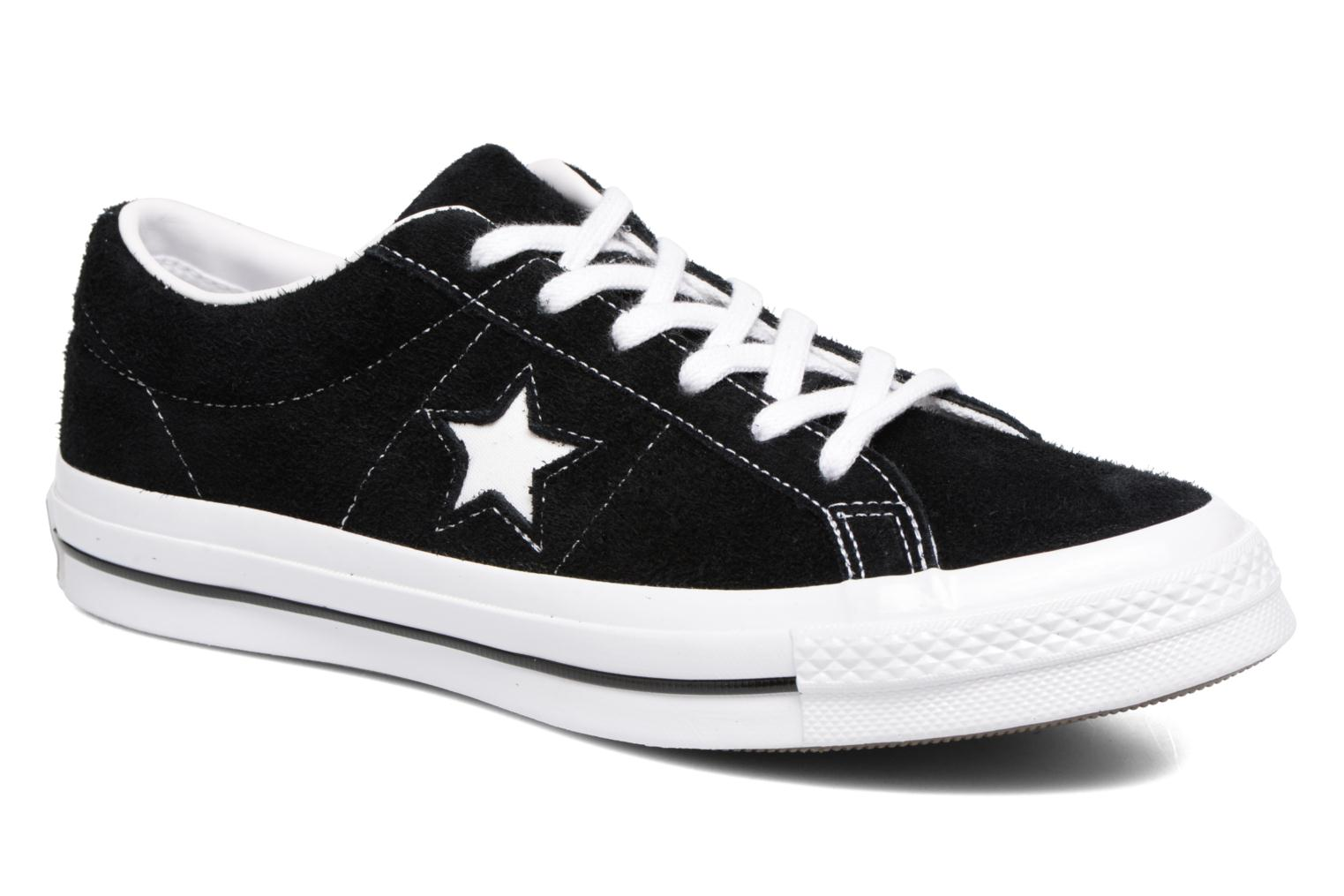 Sneaker CONVERSE ONE STAR OX Color Nero