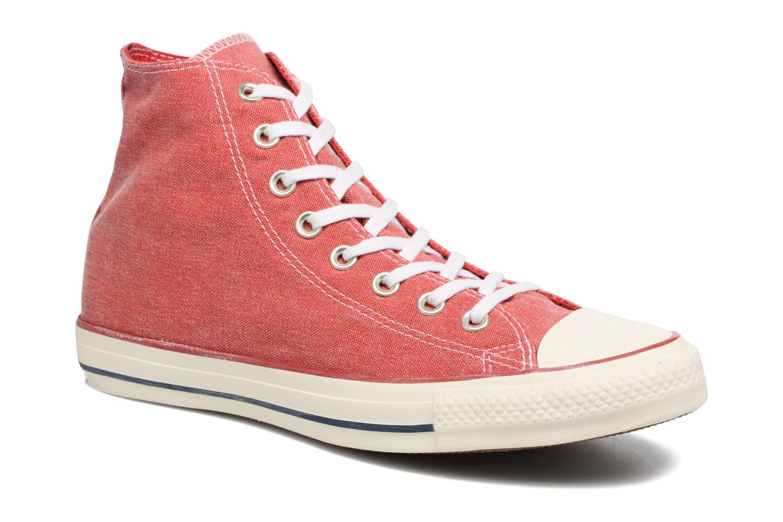 Converse Donna Uomo Sneaker Chuck Taylor All Star High STONE WASH nero