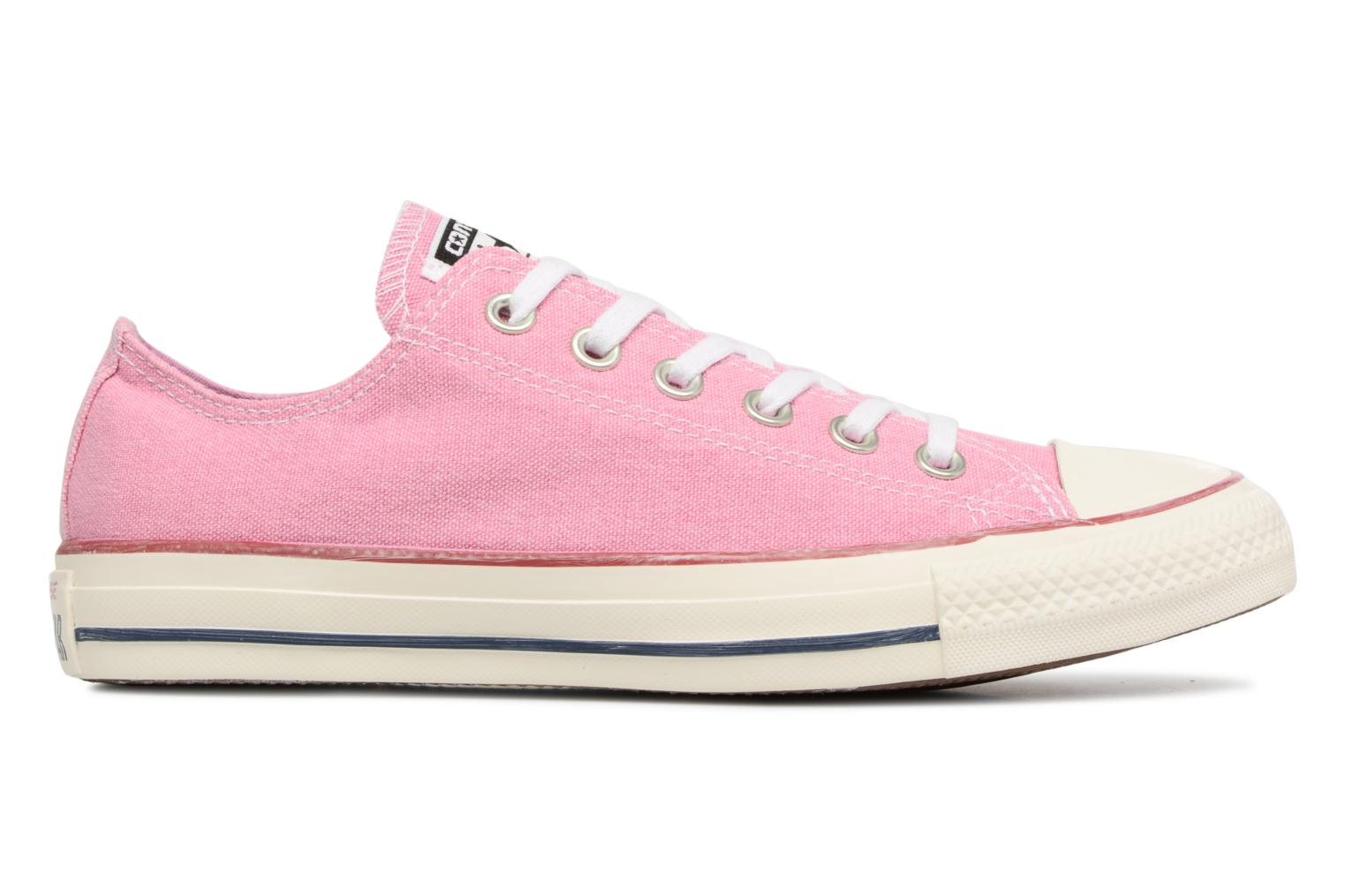 Sneakers Converse Chuck Taylor All Star Stone Wash Ox W Pink se bagfra