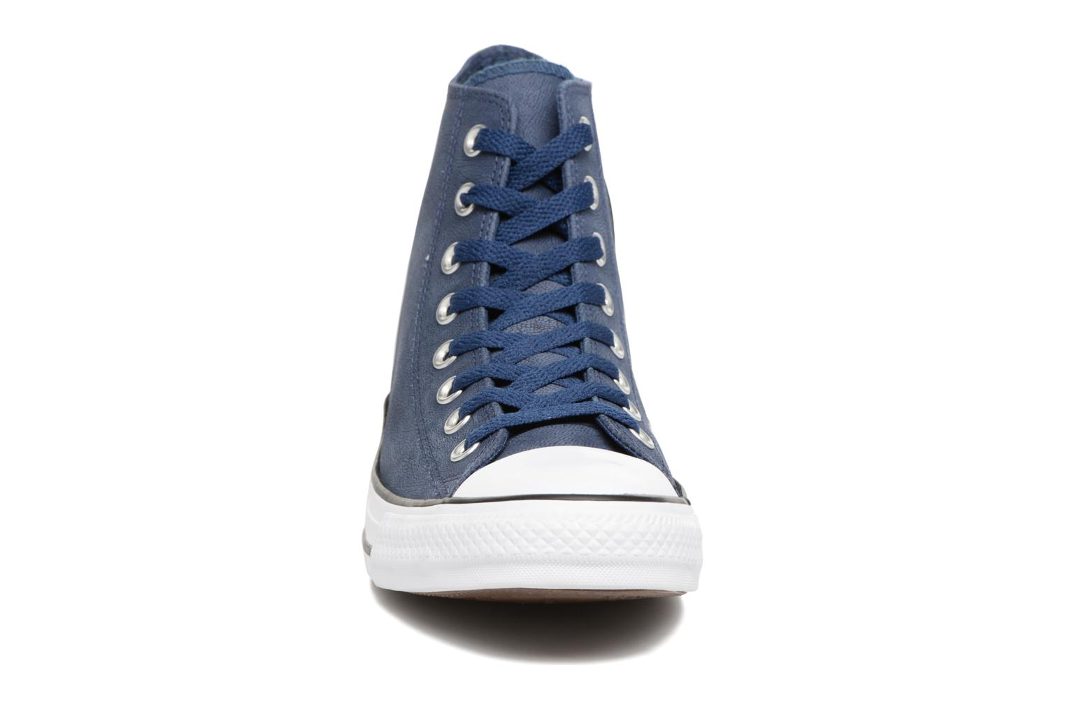 Chuck Taylor All Star Fashion Leather Hi Navy/Black/White