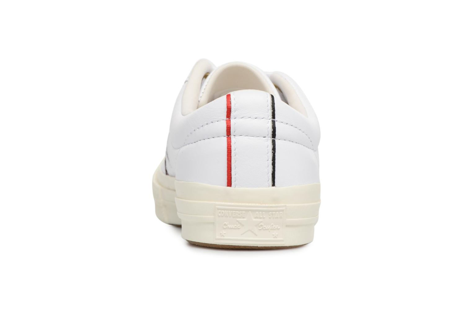 Baskets Converse One Star Piping Pack Ox W Blanc vue droite