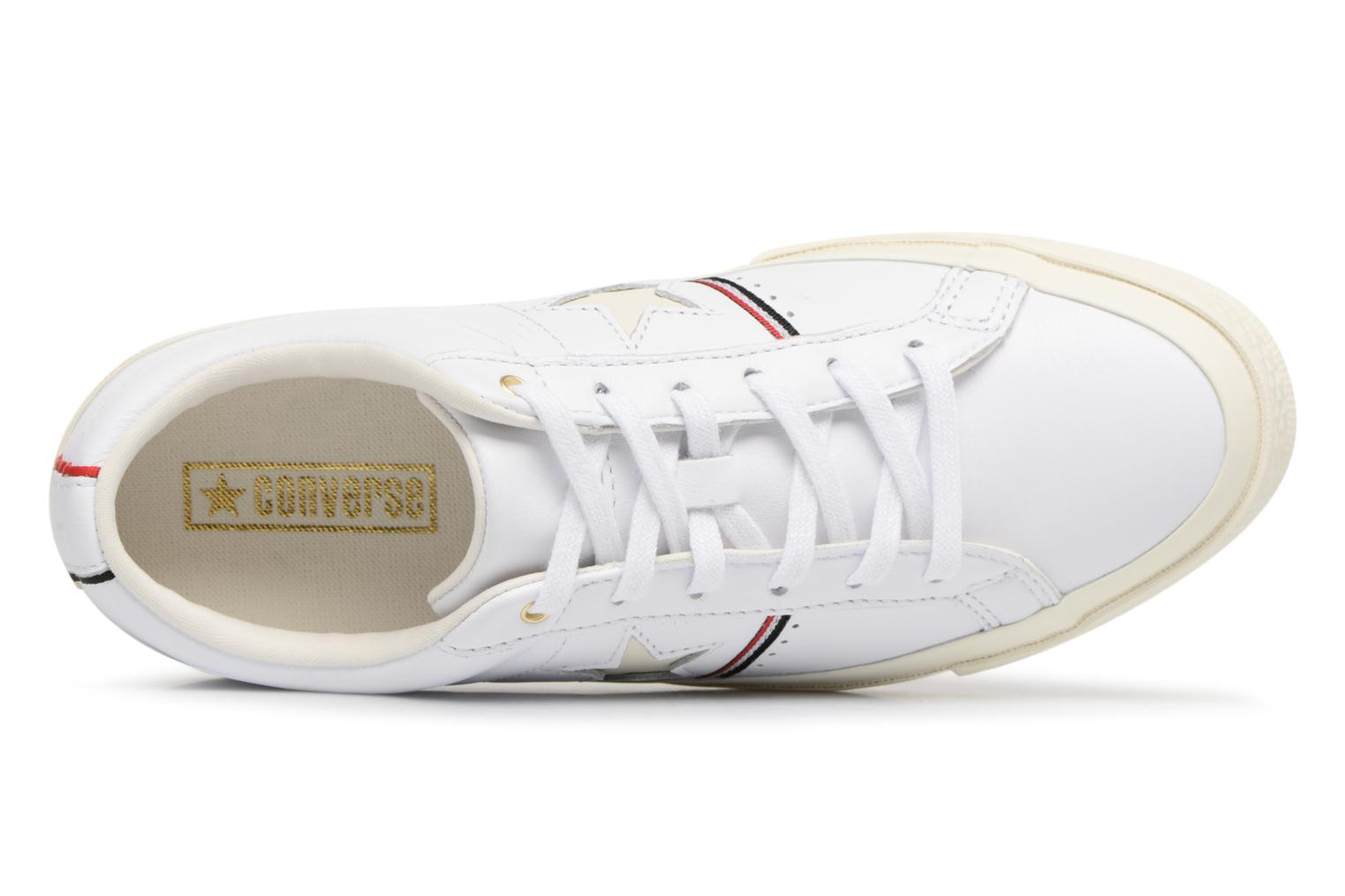 Baskets Converse One Star Piping Pack Ox W Blanc vue gauche