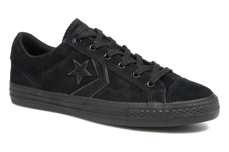 Los últimos zapatos de hombre y mujer Converse Star Player Reflective Logo Ox (Negro) - Deportivas en Más cómodo