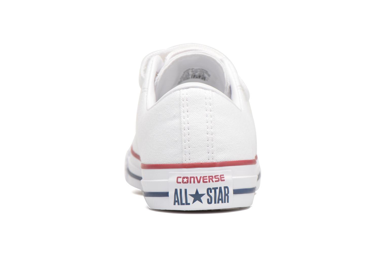 Chuck Taylor All Star 3V Canvas Ox White/Insignia Blue/Garnet