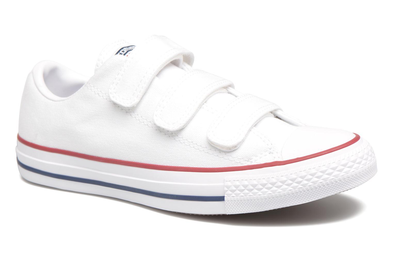 Grandes descuentos últimos zapatos Converse Chuck Taylor All Canvas Star 3V Canvas All Ox (Blanco) - Deportivas Descuento 9035a4