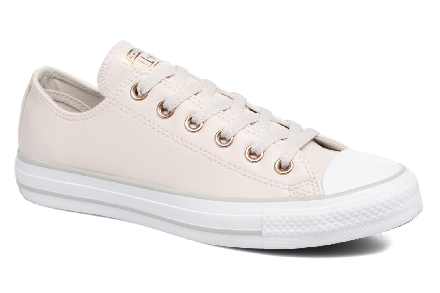 Converse Chaussures CHUCK TAYLOR ALL STAR CRAFT CUIR OX