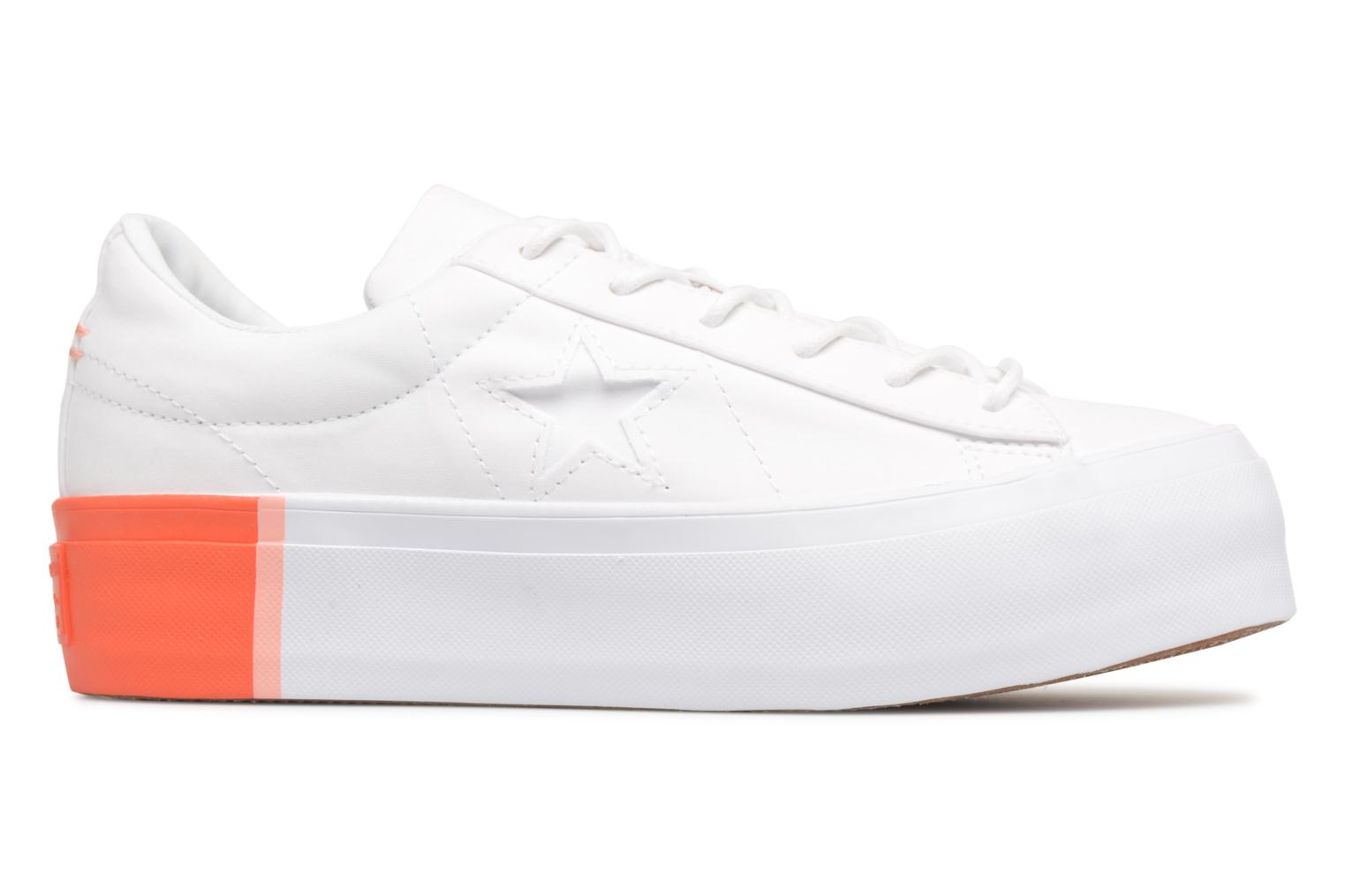 Poppy Platform Midsole Tri Block Bright Converse White Star One Ox H6EqxEPzan