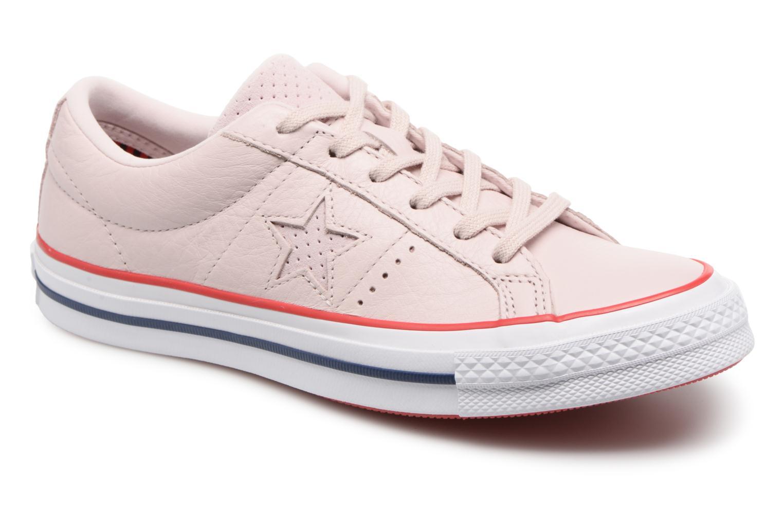Zapatos promocionales Converse One Star New Heritage Ox (Rosa) - Deportivas   Los últimos zapatos de descuento para hombres y mujeres