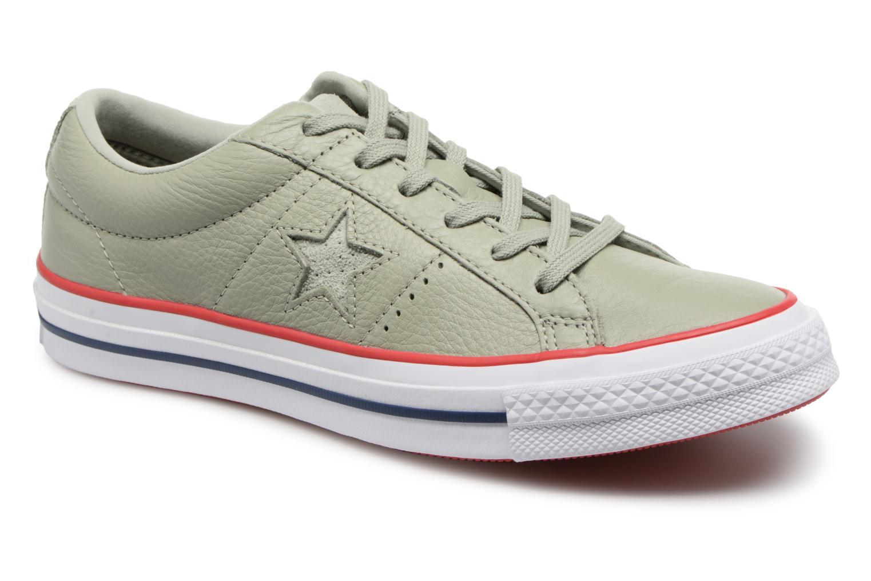 Grandes descuentos últimos zapatos Converse One Star New Heritage Ox (Verde) - Deportivas Descuento