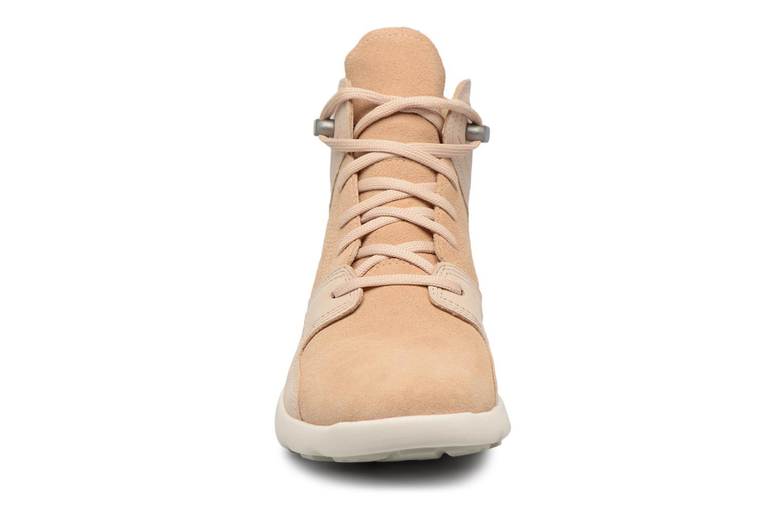 Stiefeletten & Boots Timberland FlyRoam Hiker beige schuhe getragen