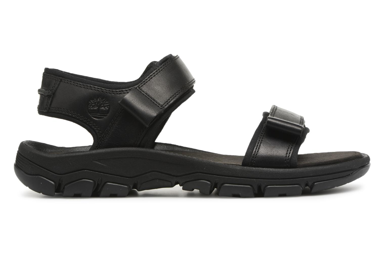 Sandales et nu-pieds Timberland Roslindale 2-Strap Noir vue derrière