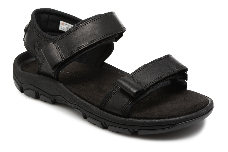 Sandales et nu-pieds Timberland Roslindale 2-Strap Noir vue détail/paire