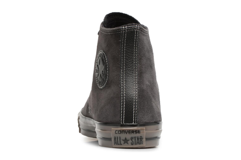 Sneaker Converse Ctas Distressed Hi M schwarz ansicht von rechts