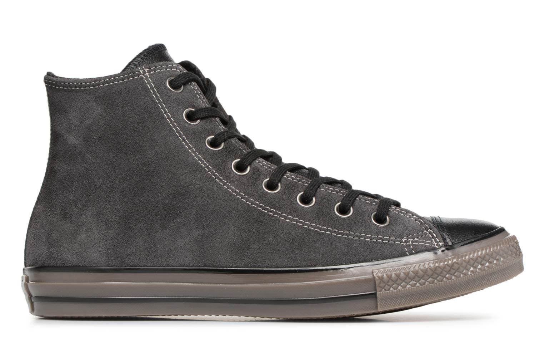 Sneaker Converse Ctas Distressed Hi M schwarz ansicht von hinten