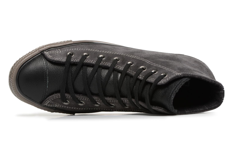 Sneaker Converse Ctas Distressed Hi M schwarz ansicht von links