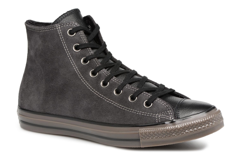 Sneaker Converse Ctas Distressed Hi M schwarz detaillierte ansicht/modell