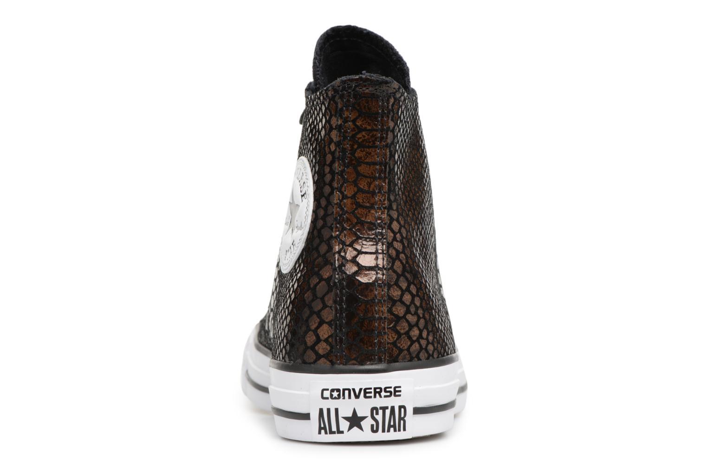 Baskets Converse Chuck Taylor all star 556817C Noir vue droite