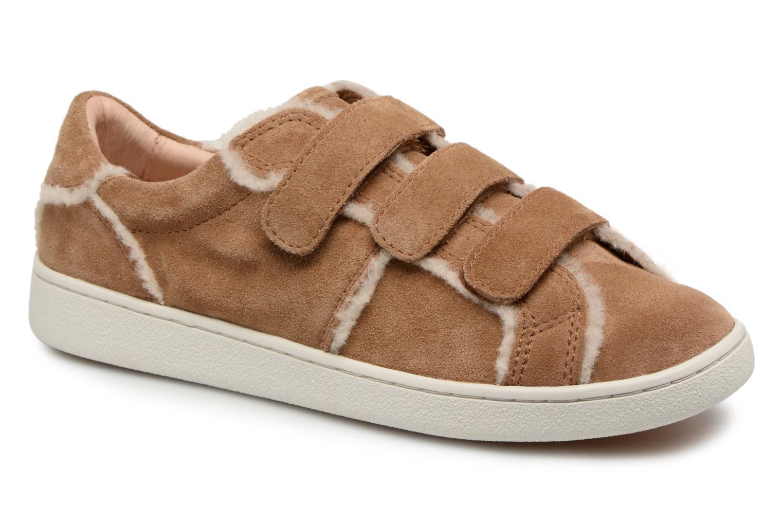Sneakers UGG Alix Spill Seam Bruin detail