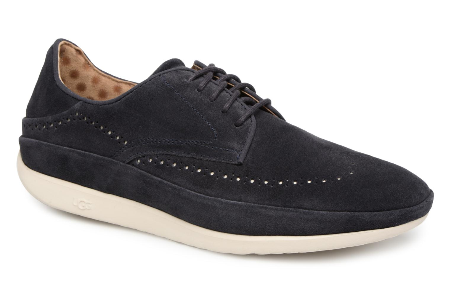 Cali Wing-Toe Derby Navy