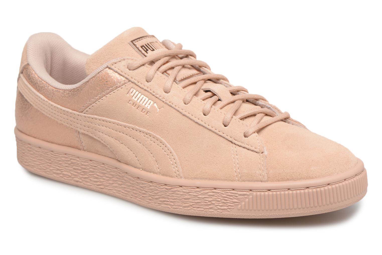 Zapatos promocionales Puma Suede LunaLux Wn's (Rosa) - Deportivas   Los zapatos más populares para hombres y mujeres
