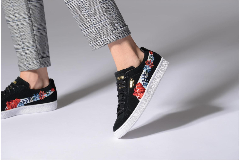Zapatos promocionales Puma Suede Hyper Embelished Wn's (Negro) - Deportivas   Gran descuento