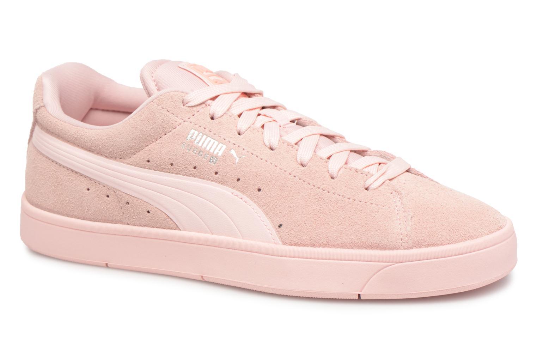 Zapatos promocionales Puma Suede S Wns (Rosa) - Deportivas   Descuento de la marca