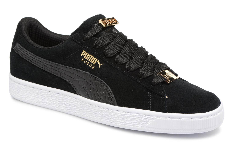 Hall, Botines para Mujer, Negro (Suede Black), 39 EU Shoe Biz