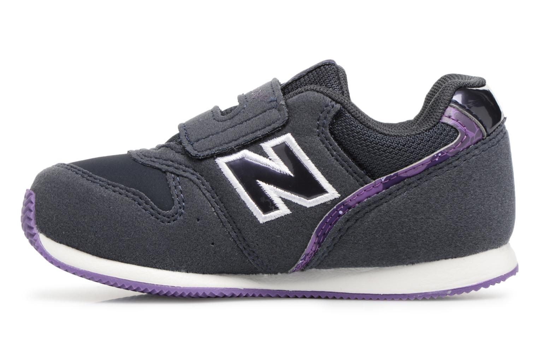 Sneakers New Balance FS996 I Blå se forfra