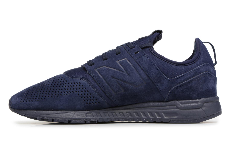 Sneakers New Balance MRL247 D Blauw voorkant