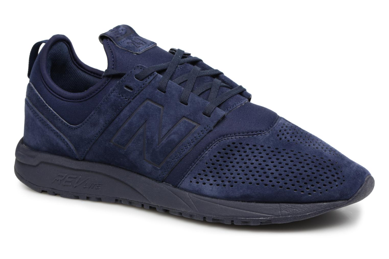 Sneakers New Balance MRL247 D Blauw detail