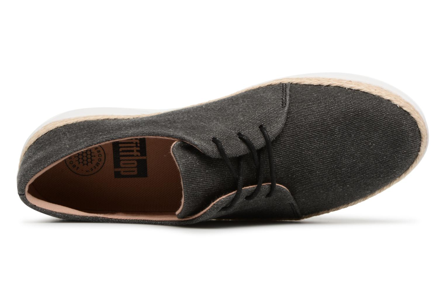 Fitflop Nero Super Derby Shimmer 2X0A7EXZ