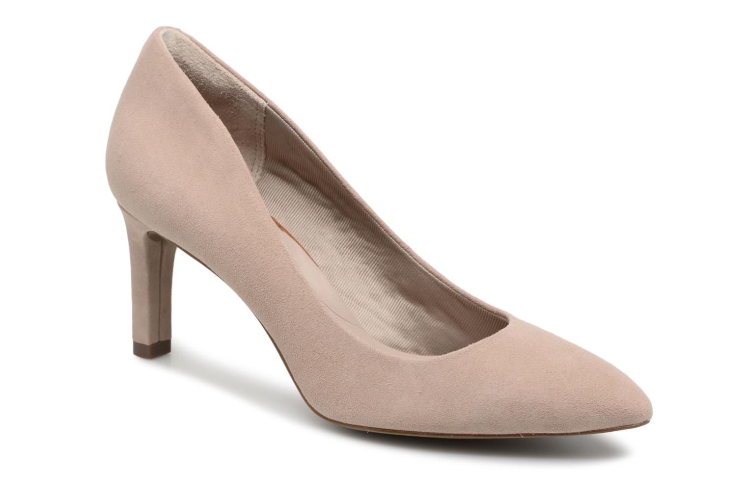 Marques Chaussure femme Rockport femme TM Valerie Luxe GR Dove