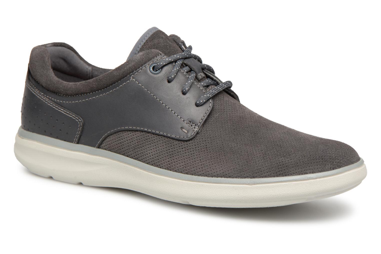 Rockport Zaden Pt Blucher (Gris) - Chaussures à lacets chez Sarenza (325250)