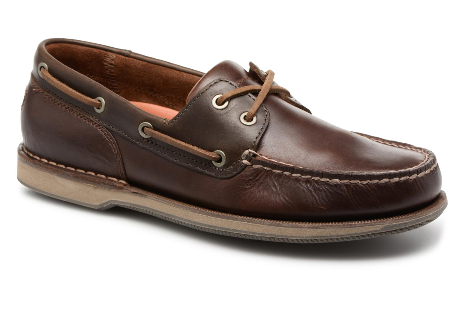 Marques Chaussure homme Rockport homme Perth Beeswax/Dk Brown